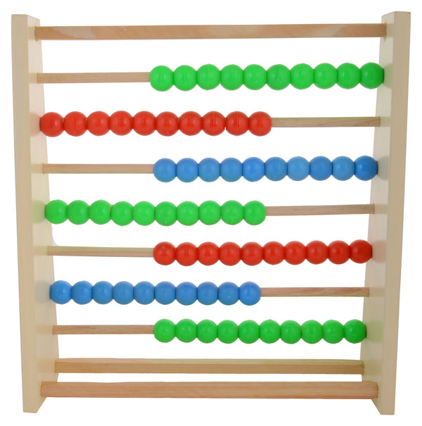 Large Bead Frame (7 Strings)-Toys-THE MUM SHOP