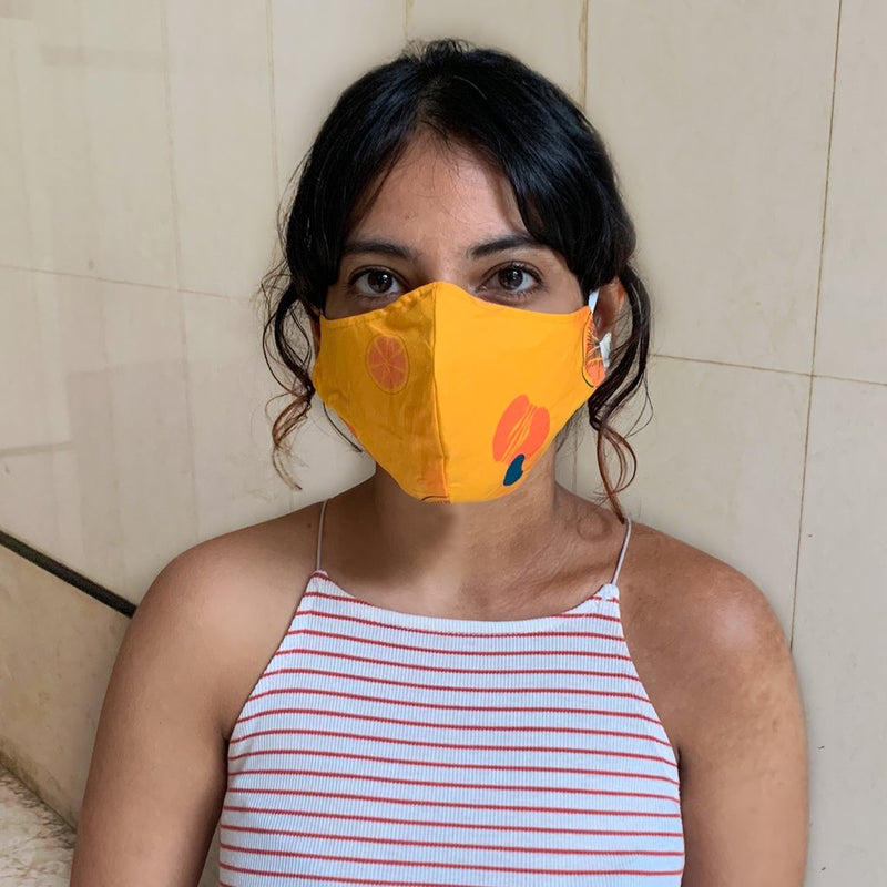 Citrus Mask | Kids Mask