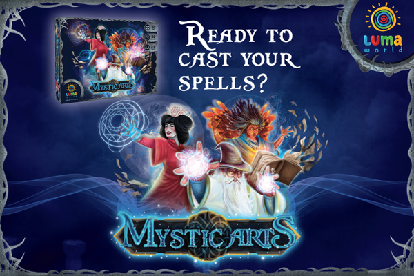 Mystic Arts: Magic Potions and Spells - Game & Toys - Age 10+ Years
