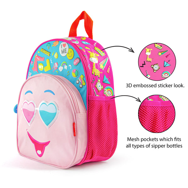 Rabitat Smash School Bag - Diva | Kids Backpack
