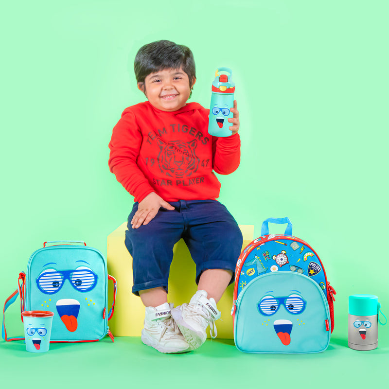 Rabitat Smash School Bag - Spunky | Kids Backpack