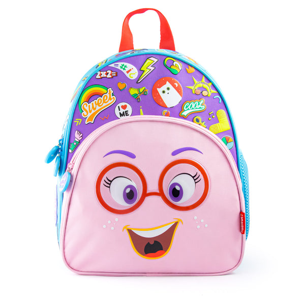 Rabitat Smash School Bag - Sizzle | Kids Backpack