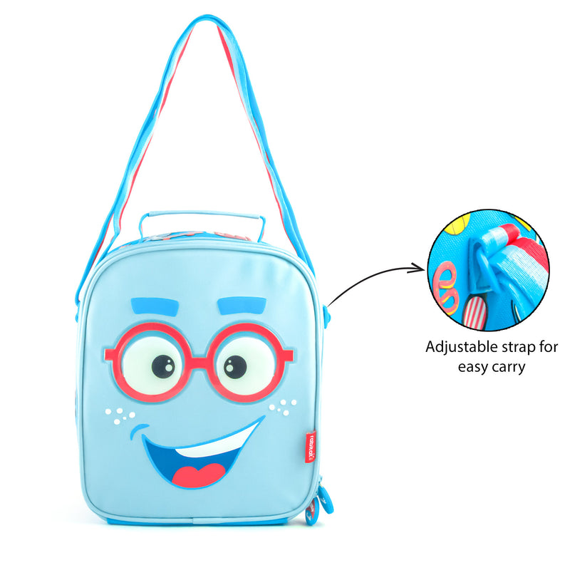 Rabitat Insulated Lunch Bag - Sparky | Kids Lunch Bag/Box