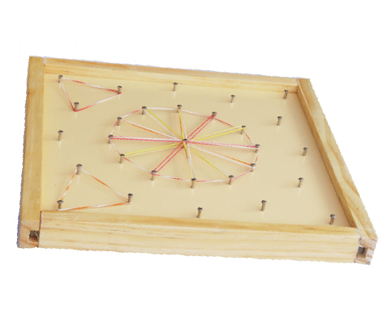 Geo/Pin Board | Mathematics