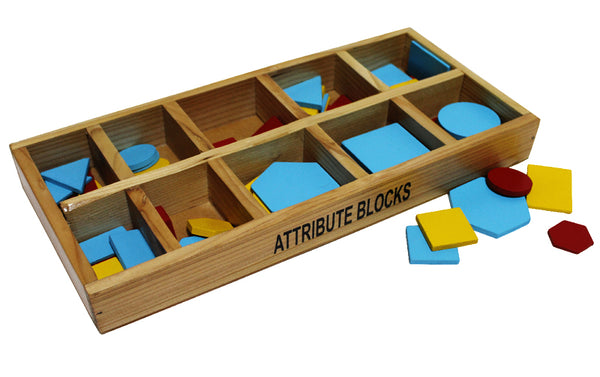 Attribute Blocks | Mathematics