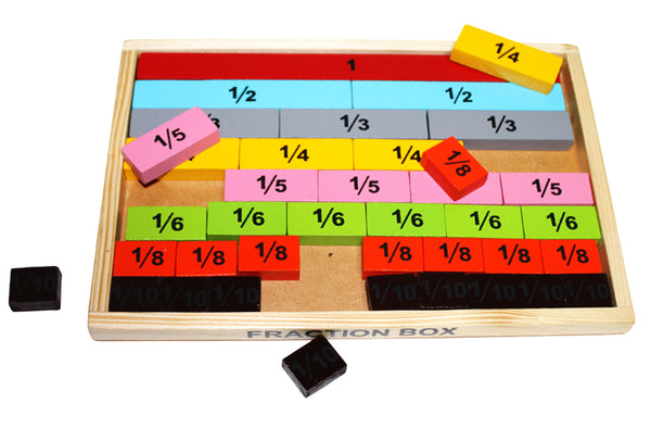 Fraction Tray | Mathematics