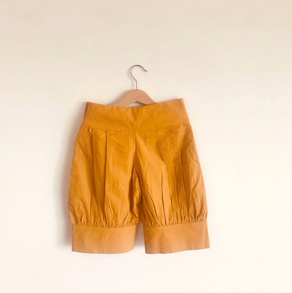 Mia Puffed Shorts -Girls Casual Wear