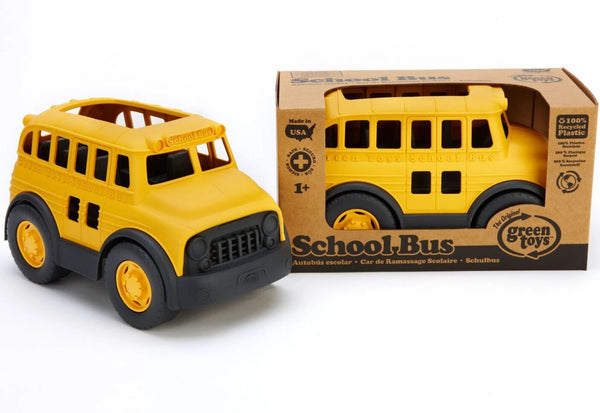GT SCHOOL BUS-Toys-THE MUM SHOP