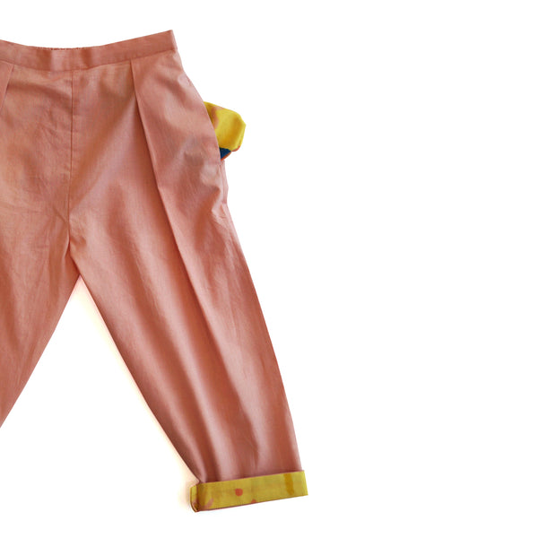 Apricot Lounge Pants-Clothes-THE MUM SHOP