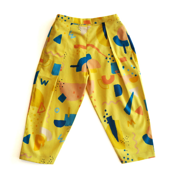 Squiggle Lounge Pants-Clothes-THE MUM SHOP