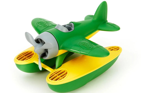 GT SEAPLANE - GREEN-Toys-THE MUM SHOP