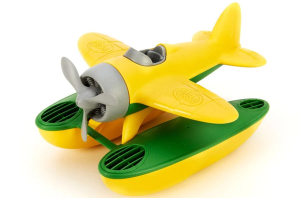 GT SEAPLANE - YELLOW-Toys-THE MUM SHOP