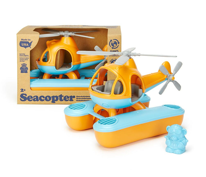 GT SEACOPTER - ORANGE-Toys-THE MUM SHOP