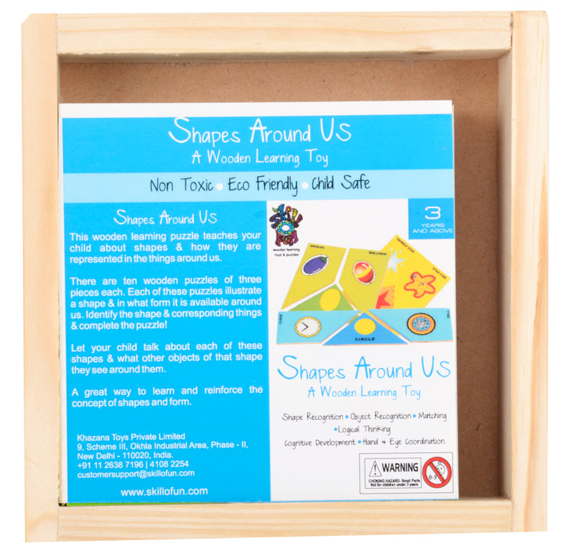 Shapes Around Us-Toys-THE MUM SHOP