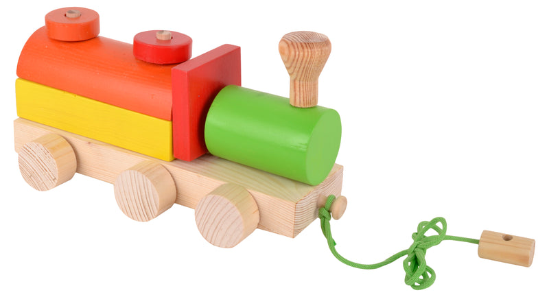Pull Along Shape Sorter Engine-Toys-THE MUM SHOP