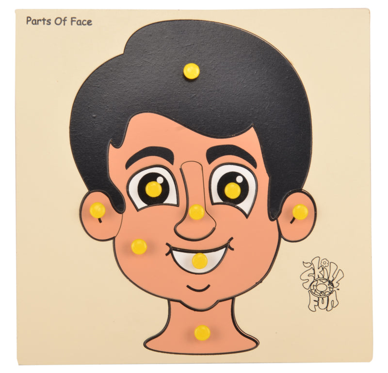 Parts of Face Tray-Toys-THE MUM SHOP