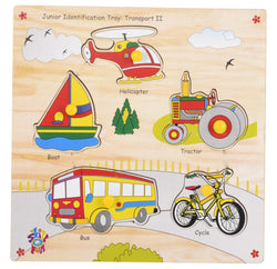 Junior Identification Tray Transport I-Toys-THE MUM SHOP