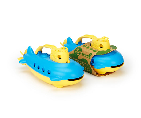 GT SUBMARINE - Yellow-Toys-THE MUM SHOP