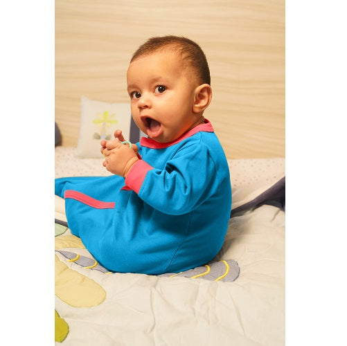 Snuggle Me Baby Sleepsack - Sky Cherry | Baby Sleeping Bag
