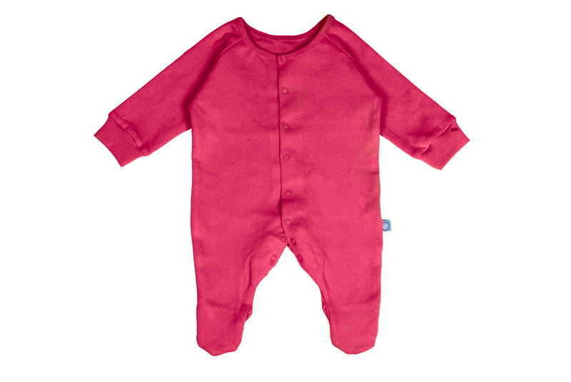 Snap Footie - Raspberry themumsshop
