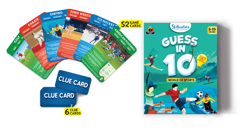 Guess in 10 World of Sports themumsshop