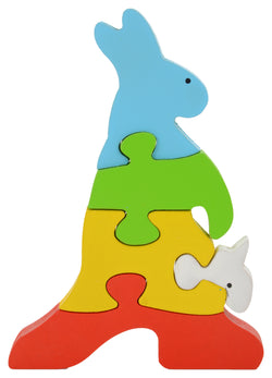 Take Apart Puzzle Kangaroo-Toys-THE MUM SHOP
