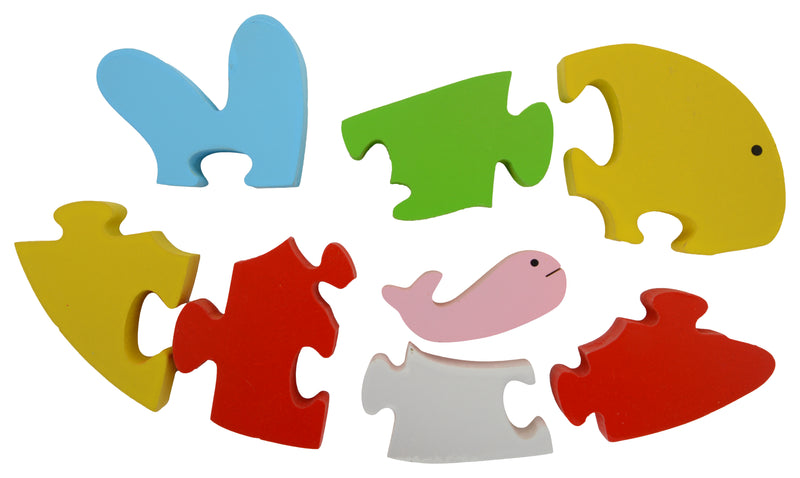 Take Apart Puzzle Whale-Toys-THE MUM SHOP