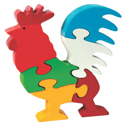 Take Apart – Rooster | Puzzles & Games