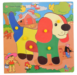 Theme Puzzle Dog-Toys-THE MUM SHOP