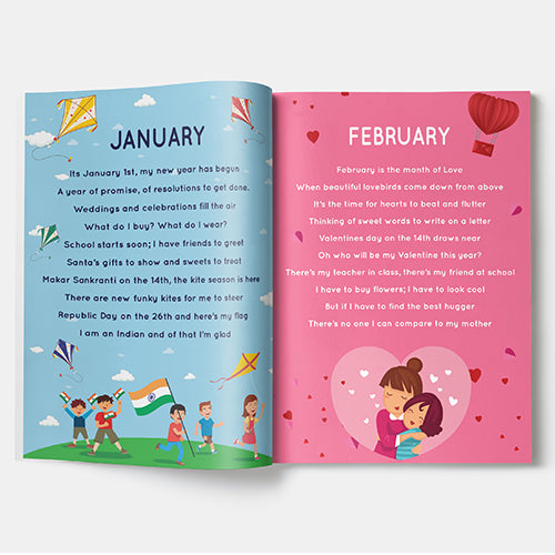 The Calendar Story themumsshop
