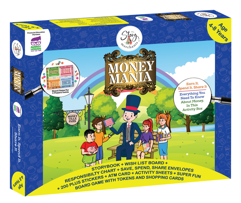 Money Mania themumsshop