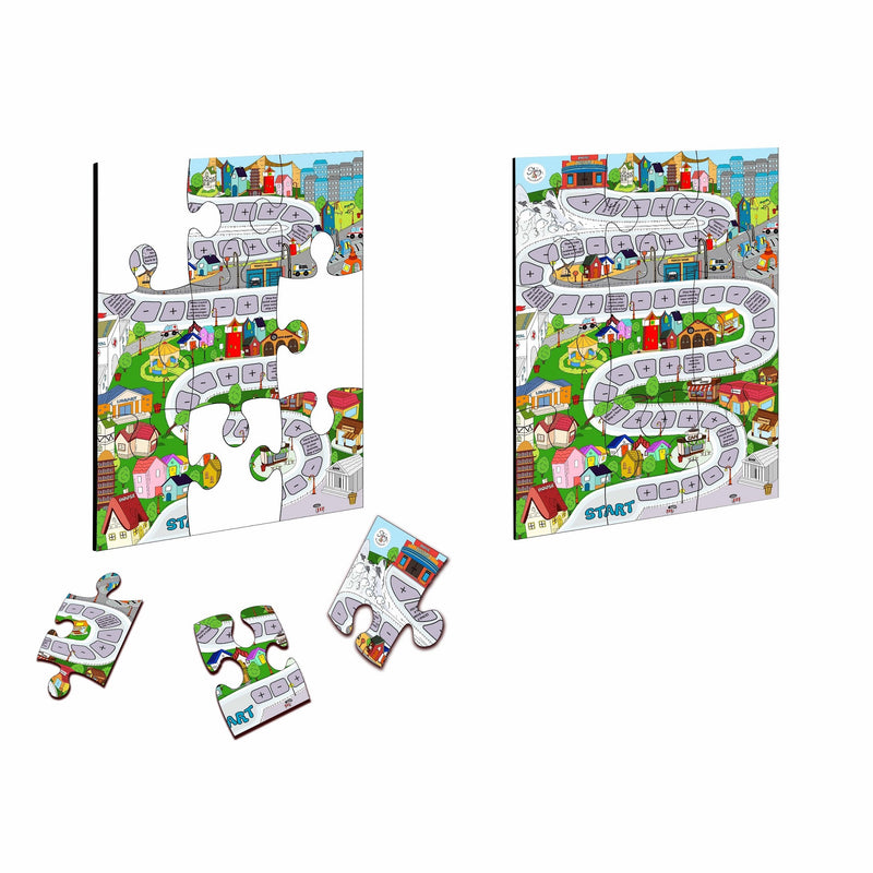 Animal N' Transport - Puzzle, Board Game and Bingo themumsshop