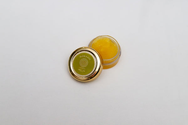 Blow a Kiss | Sweet Lime Lip Scrub themumsshop