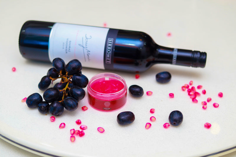 Facetyme | Wine'sse Red Wine Face Gel themumsshop