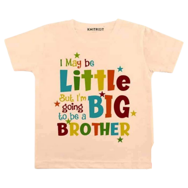 Going to be big brother | Personalised Tshirt