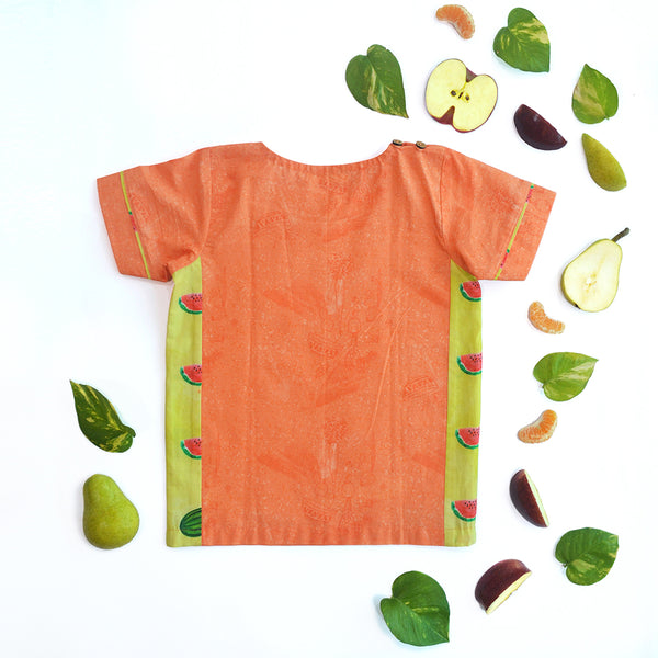 Coral Salad T-Shirt themumsshop