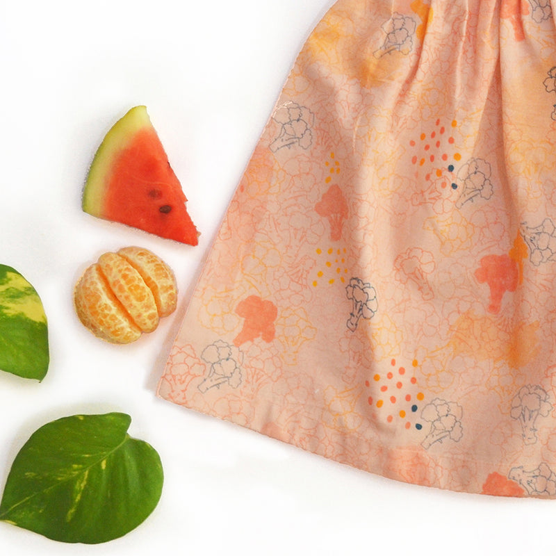 Blush Broccoli Skirt themumsshop