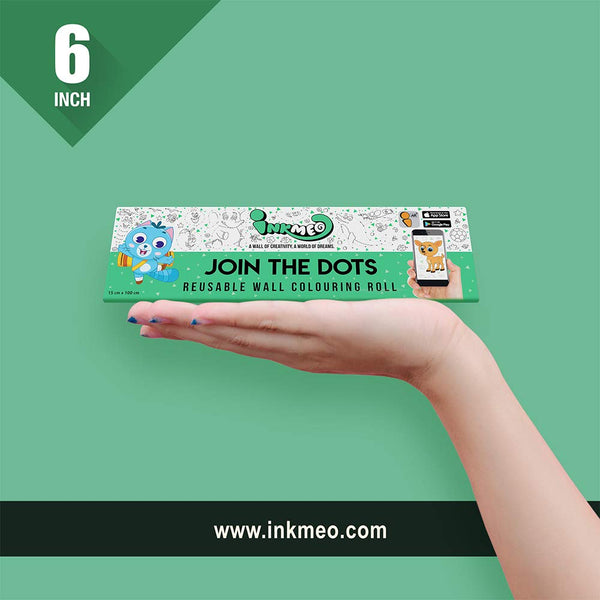 Join the Dots Colouring Roll | Educational & Learning | 2 years - 10 years