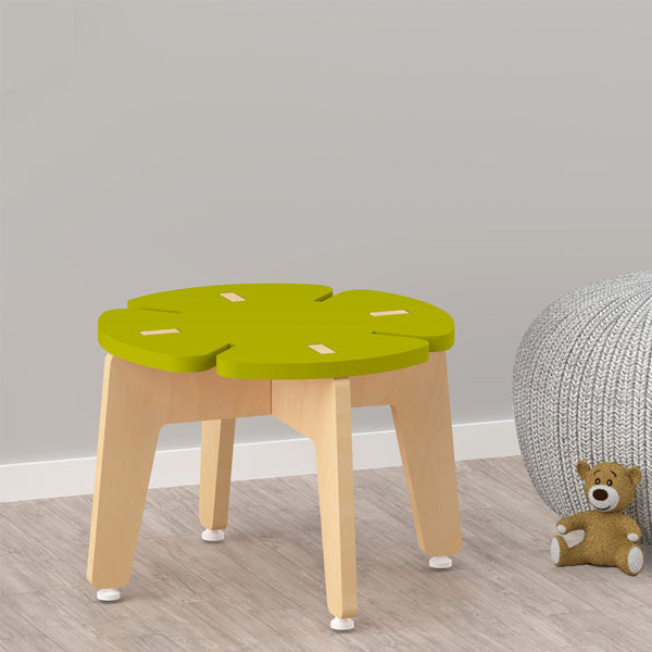 Kids Furniture Stool - Green