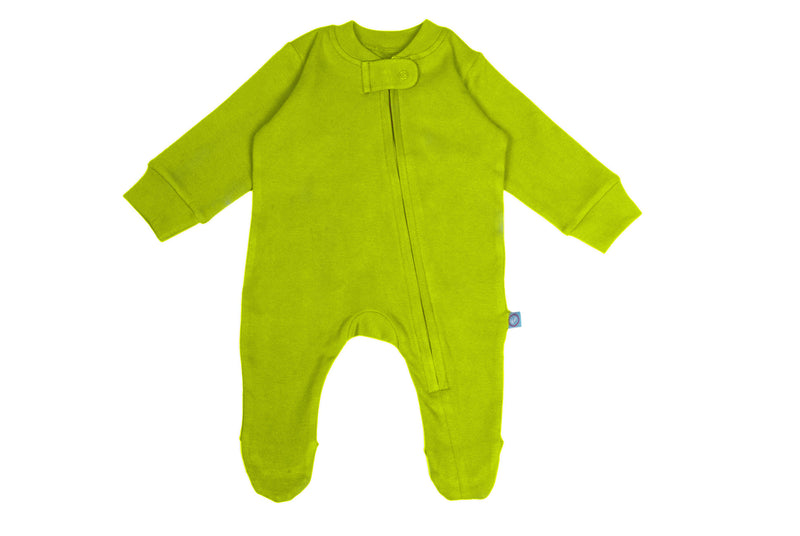 Zip Footie - Kiwi themumsshop