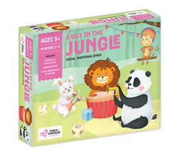 A Day in the Jungle | Educational & Learning Games | Age 5 Years+