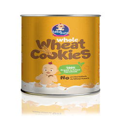 Organic & Natural Whole Wheat Cookies | Baby Food & Snacks