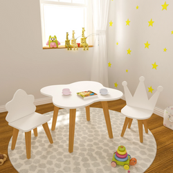 Royal Study & Play Table Set | Kids Furniture