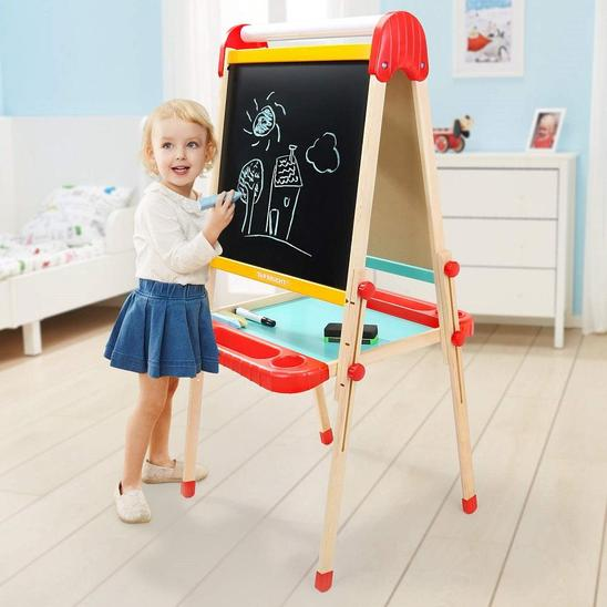 Deluxe Standing Art Easel | Age -2+ Years
