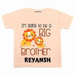 I'm going to be big brother 3 | Personalised Tshirt