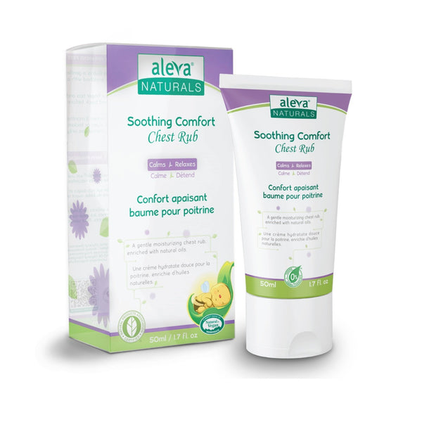 Aleva Naturals Soothing Comfort Chest Rub- 50 ml