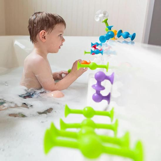 Squigz- Starter Set - Educational & Learning - Age - 18 Months+