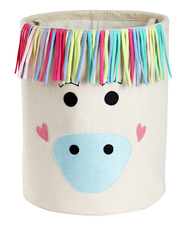 Stay Magical Unicorn Storage Basket Kids Toy Organiser