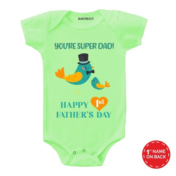"""You are Super Dad !"" 