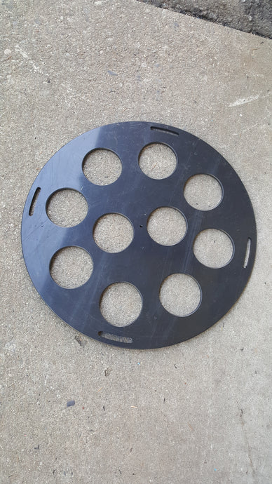 Additional Feed Plates